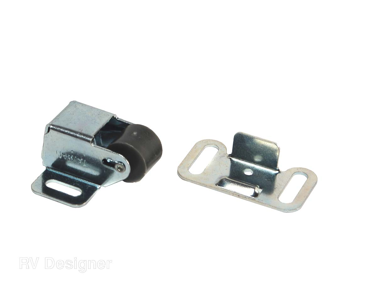 H207 RV Designer Door Catch Use To Keep Cabinet Doors Closed