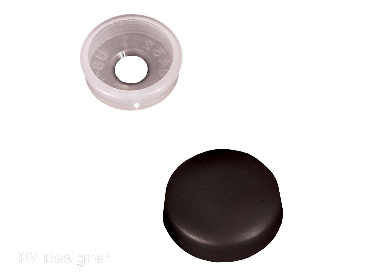 H603 RV Designer Screw Cover Use To Cover Screws For A Finished Look