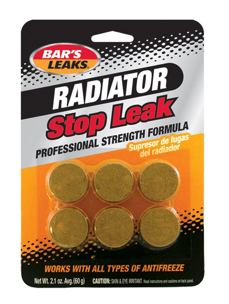 HDC Bar's Products Radiator Sealer Works With All Types Of
