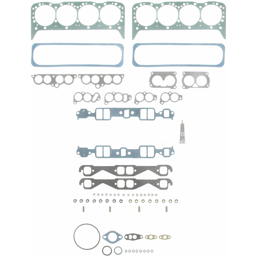 HS 7733 PT-9 Fel-Pro Gaskets Cylinder Head Gasket Kit Head Bolts Not  Included