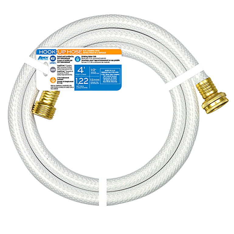 7533-4 Teknor Apex Fresh Water Hose Not Heated