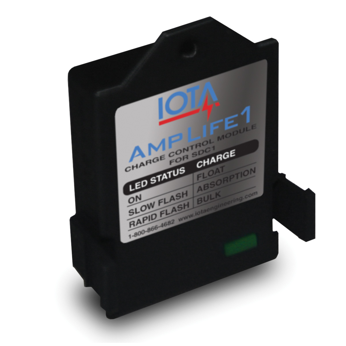 AL1 IOTA Engineering Battery Charger Controller For Solid-DC Series