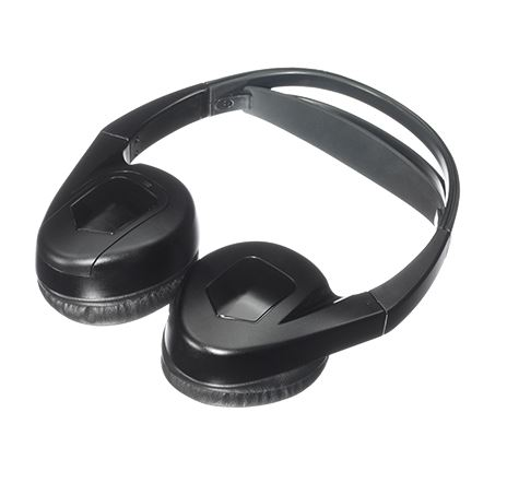 IR1 Audiovox Corporation Headphones For Use With Audio Or Video