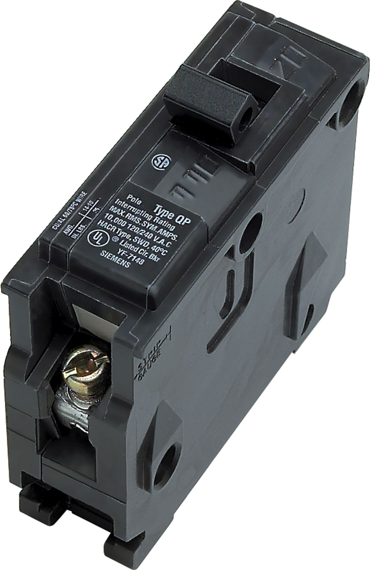 ITEQ115 Parallax Power Supply Circuit Breaker 15 Amps