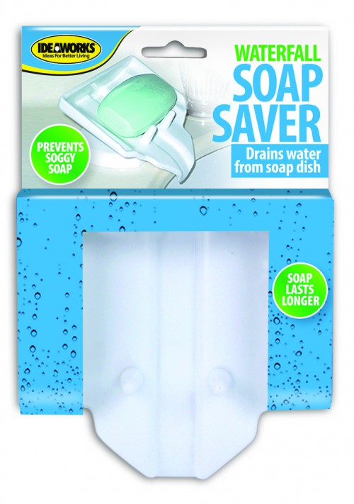JB4114 Jobar Soap Holder Water Fall Style