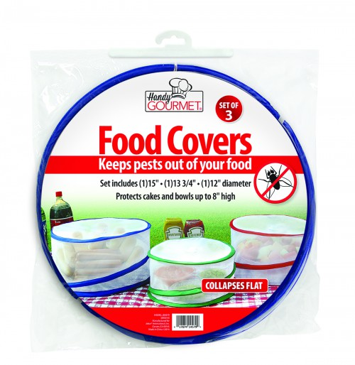 JB4579 Jobar Food Cover Use To Cover Bowls And Plates From Pests,