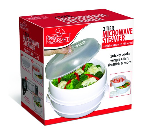 JB5001 Jobar Microwave Cookware Use To Cook Vegetable/ Fish/ Meat By