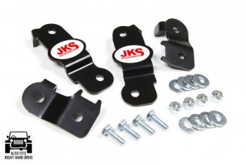 JKS2290 JKS Manufacturing Brake Line Relocation Bracket For Use With