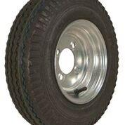 3H320 Americana Tires & Wheels Tire/ Wheel Assembly 8 Inch Diameter x