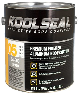 Kst Ks0024600 16 Roof Coating Aluminum Ultra High