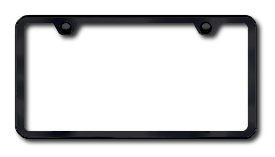 LF.449.B Automotive Gold License Plate Frame 2-Hole