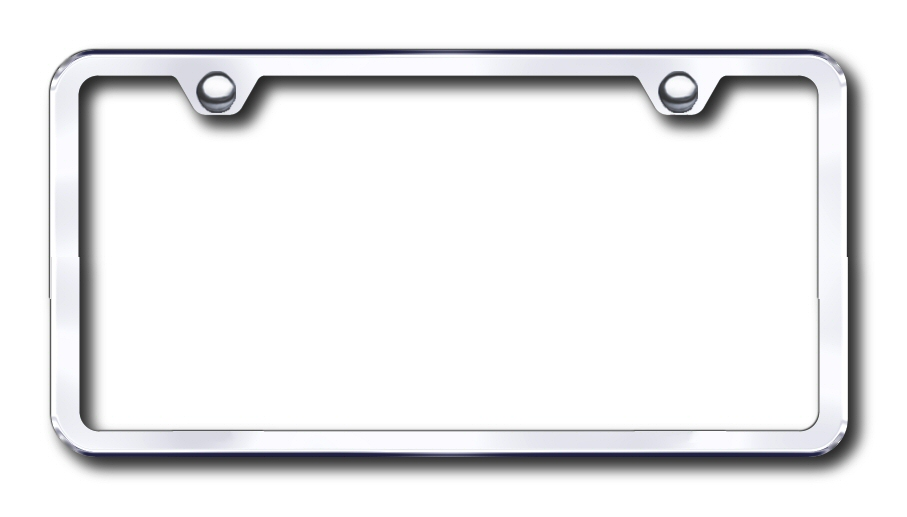 LF.449.C Automotive Gold License Plate Frame 2-Hole