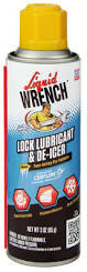 LLD03/6 Gunk Lock Lubricant Use To Reduce Friction And Prevent Wear