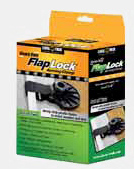 LT-80101 Level-Trek Awning Fabric Clamp Black