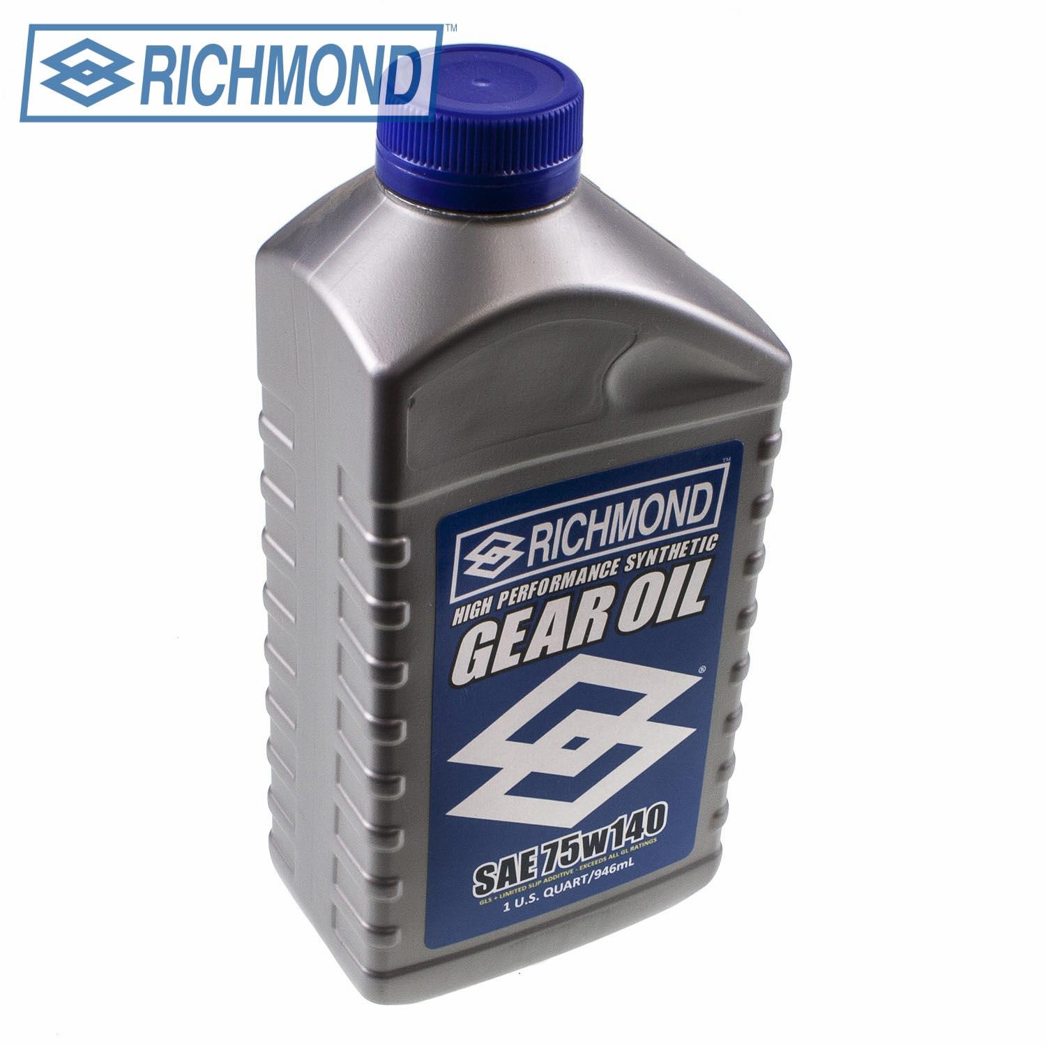 LUBE Richmond Gear Gear Oil Single