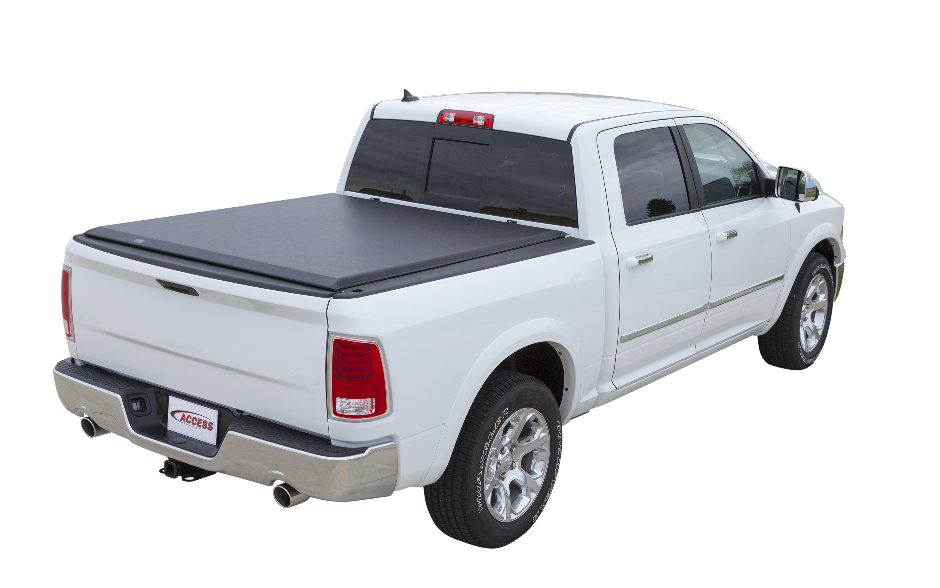 32319 Aci Agricover Access Cover Tonneau Cover Soft Roll Up Velcro