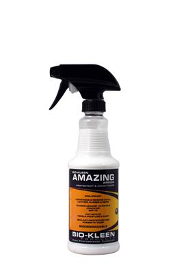 M00205 Bio-Kleen Vinyl Protectant 16 Ounce Spray Bottle