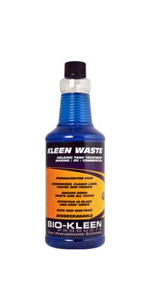 M01707 Bio-Kleen Waste Holding Tank Treatment Use To Break Down Waste