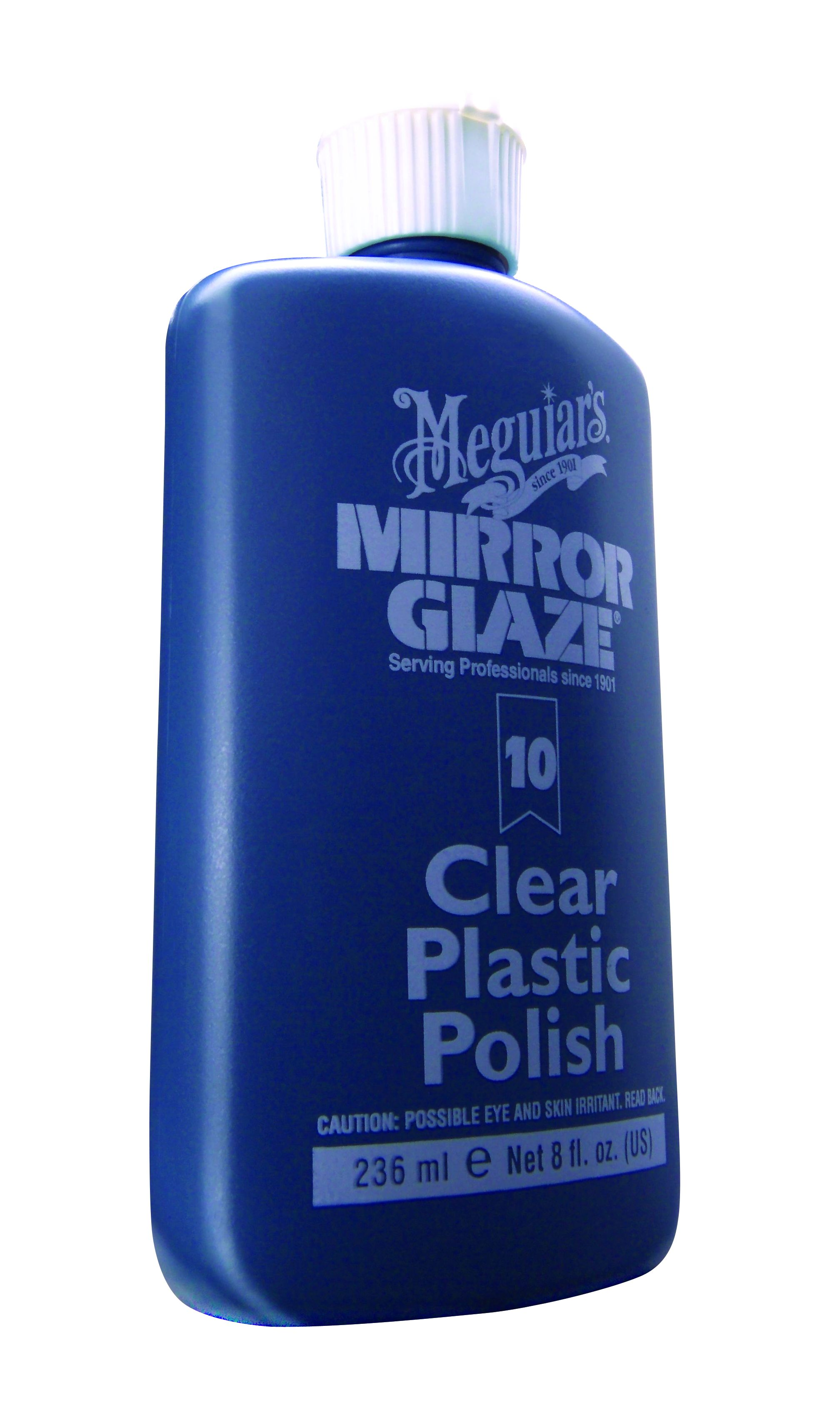 M1008 Meguiars Plastic Polish Use To Clean/ Shine/ Protect/ Remove