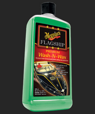 M4232 Meguiars Car Wash And Wax Liquid