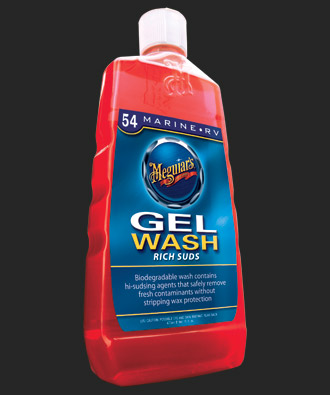 M5416 Meguiars Car Wash Gel