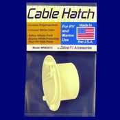 MA-207-CW Zebra RV Access Door Cable Hatch