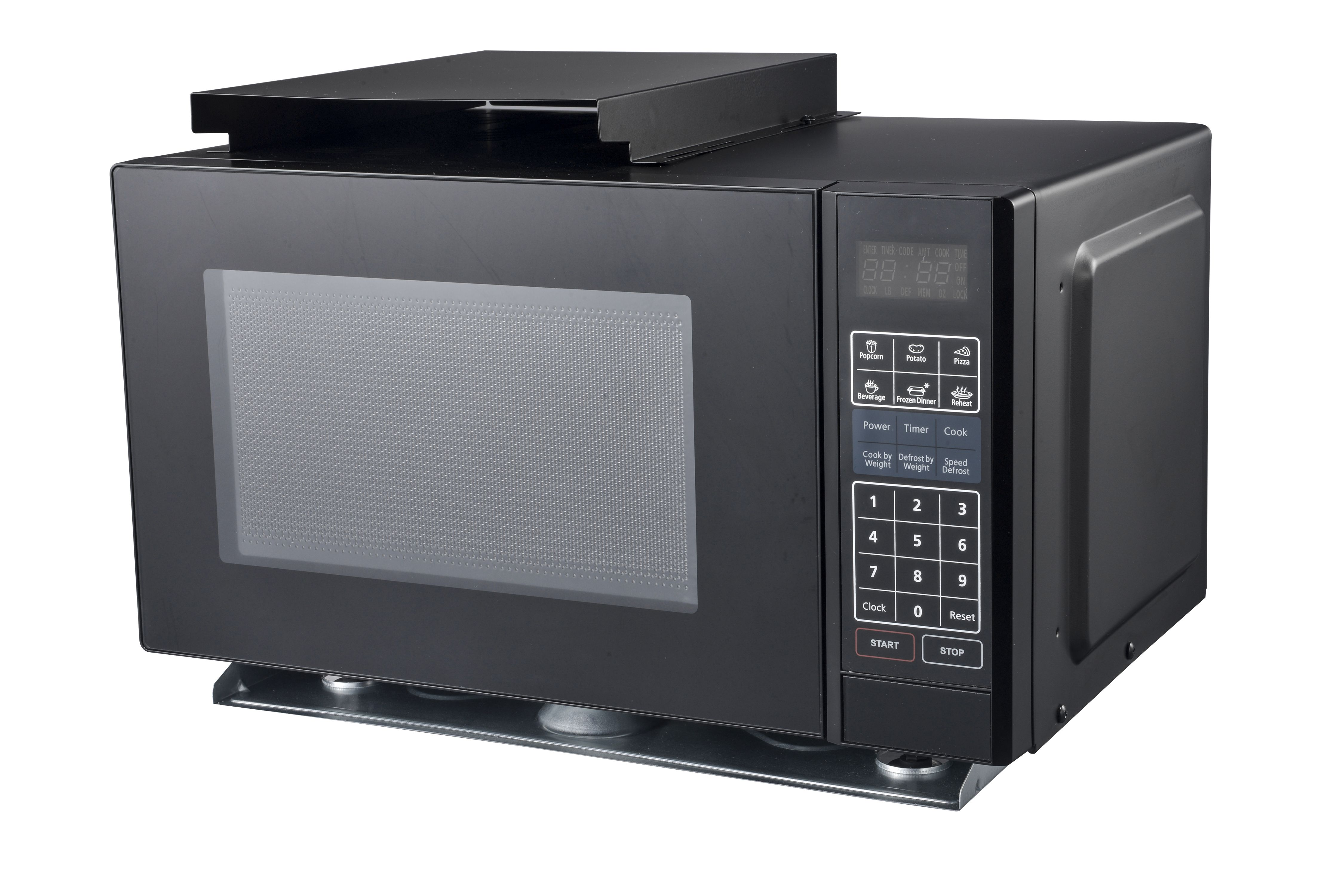 MCG992ARB Forest River Microwave Oven 0.9 Cubic Foot Capacity