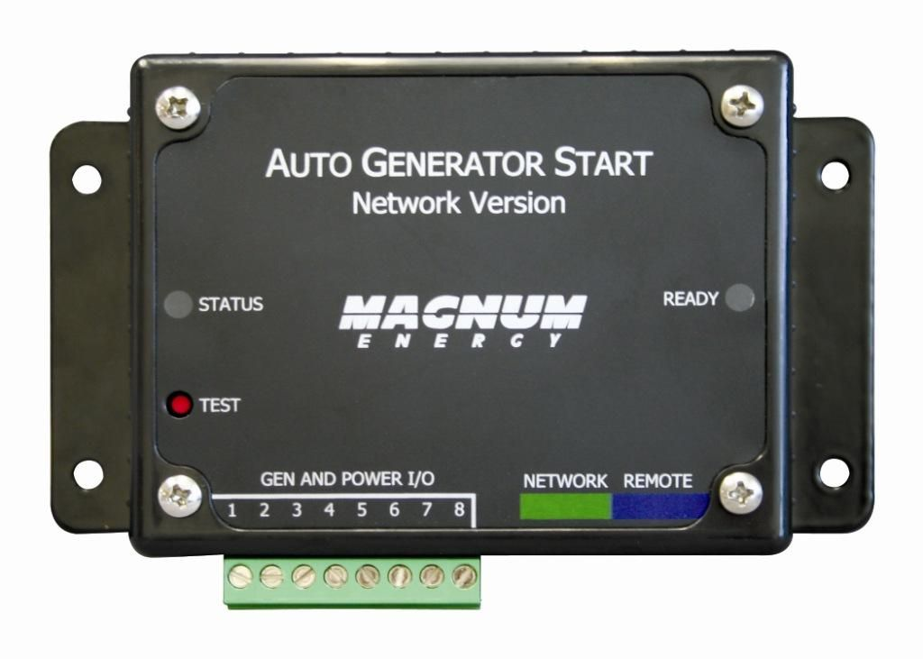 ME-AGS-N Magnum Energy Generator Power Controller Use To Set Multiple