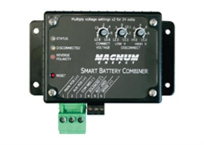 ME-SBC Magnum Energy Battery Charger Controller Use To Charge Main