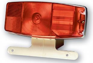 MFTL342 Clartec Corporation Tail Light Assembly Multi-Function