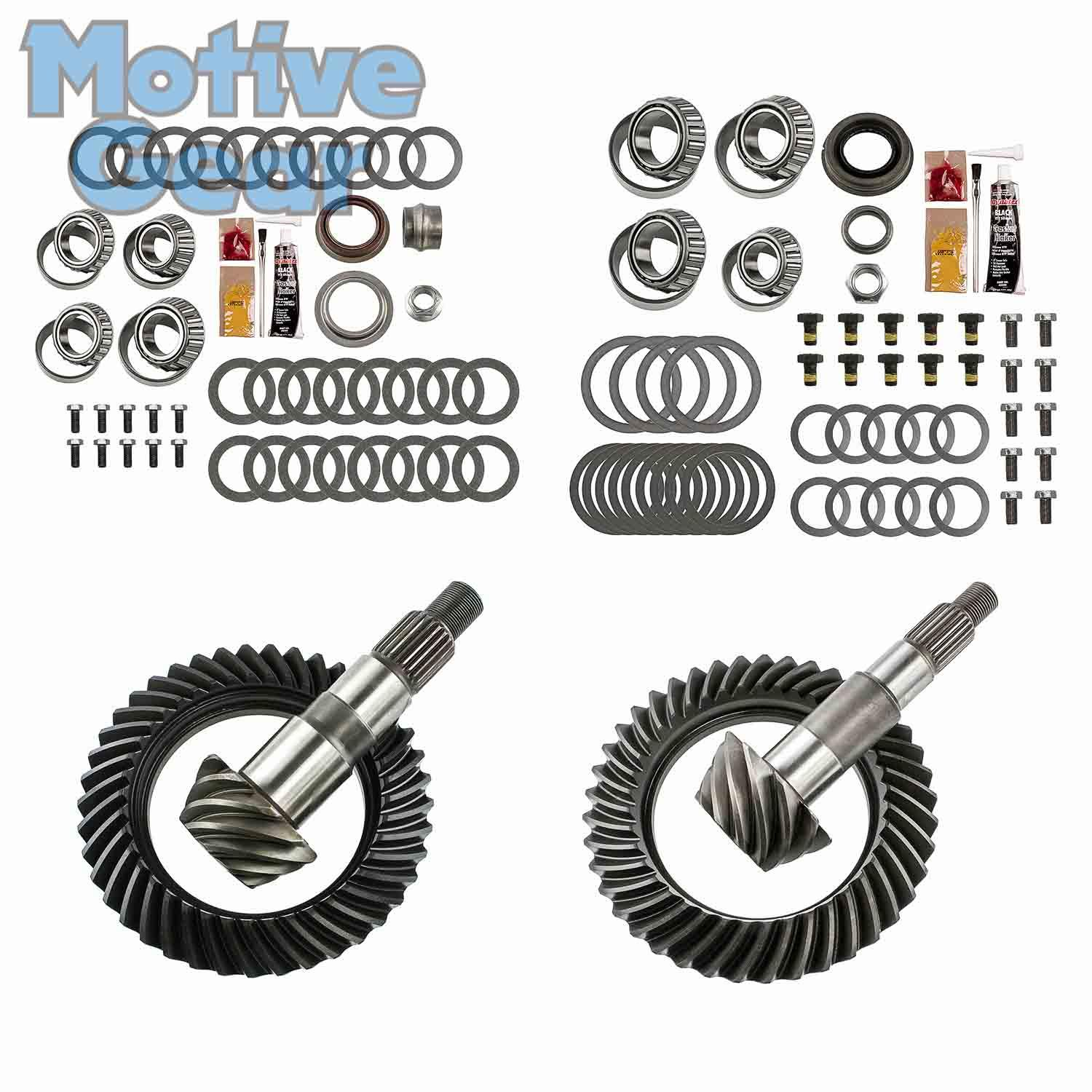 MGK-100 Motive Gear/Midwest Truck Differential Ring and Pinion DANA