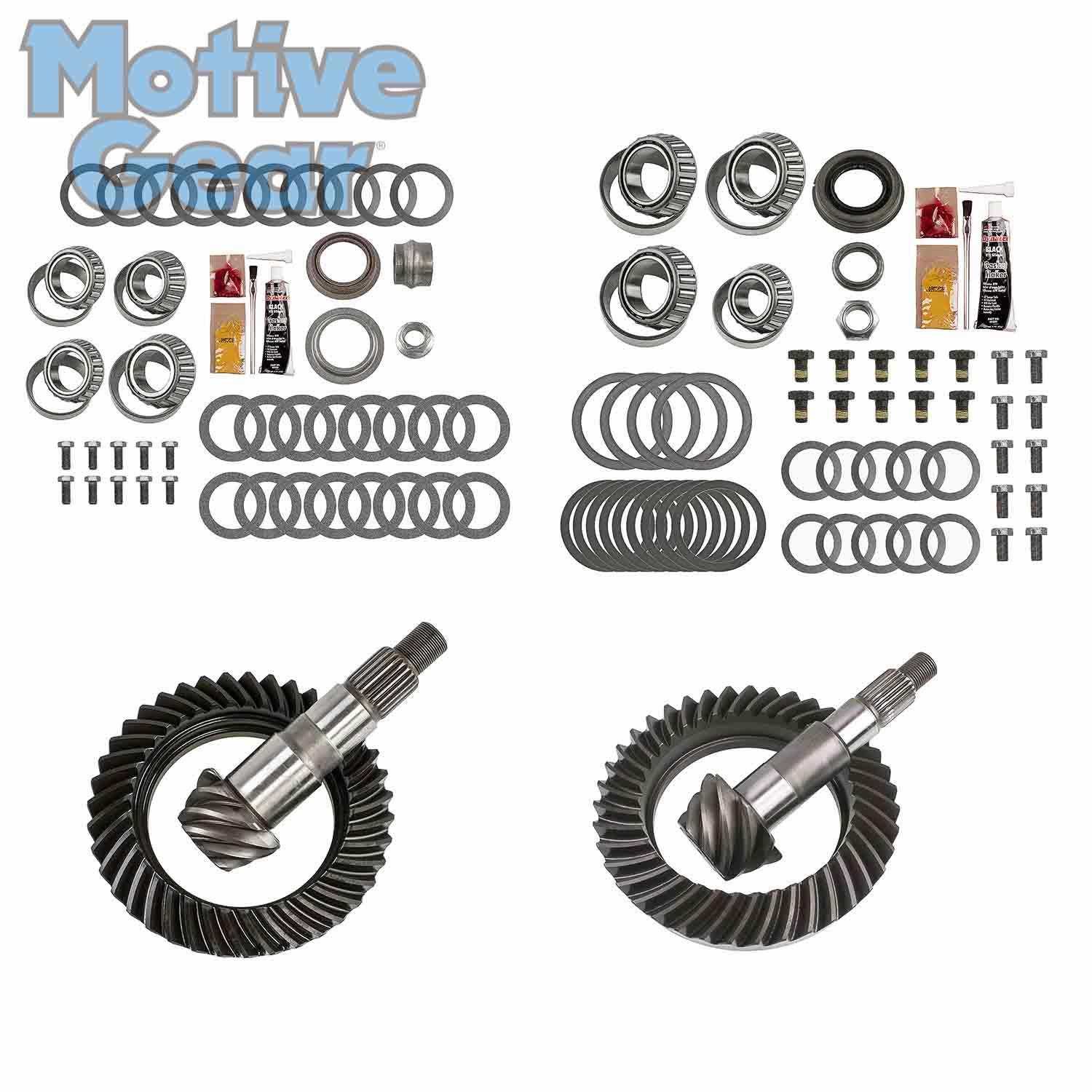 MGK-102 Motive Gear/Midwest Truck Differential Ring and Pinion DANA