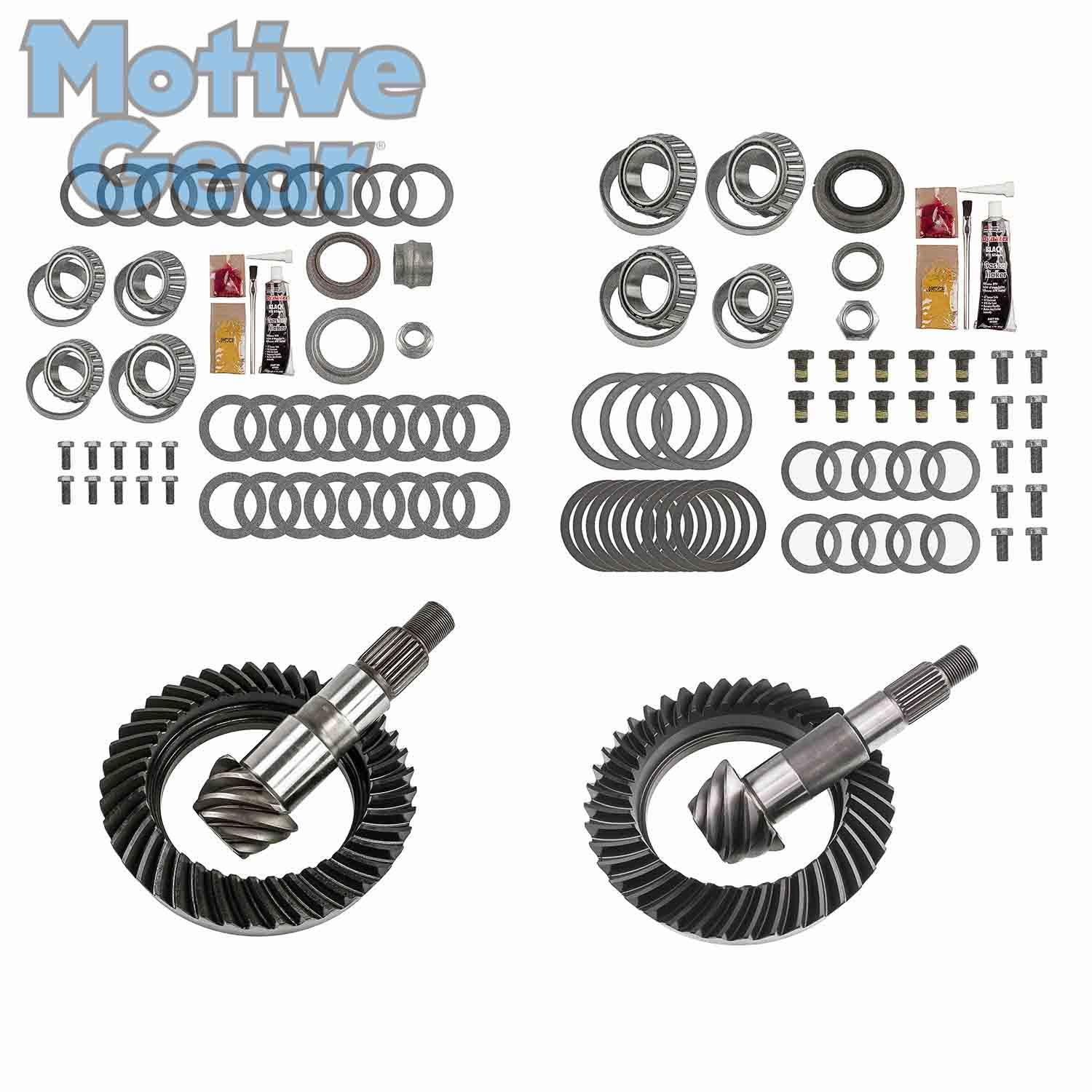 MGK-103 Motive Gear/Midwest Truck Differential Ring and Pinion DANA