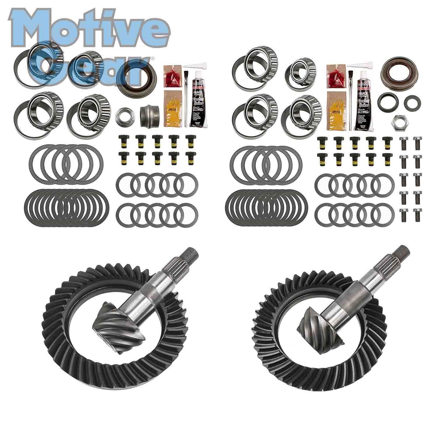 MGK-105 Motive Gear/Midwest Truck Differential Ring and Pinion DANA