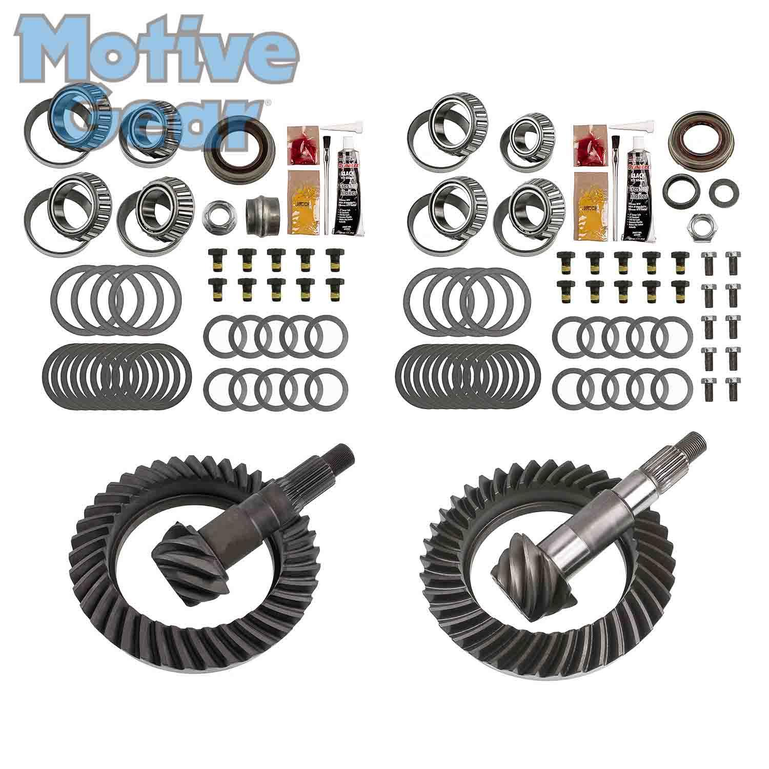 MGK-106 Motive Gear/Midwest Truck Differential Ring and Pinion DANA