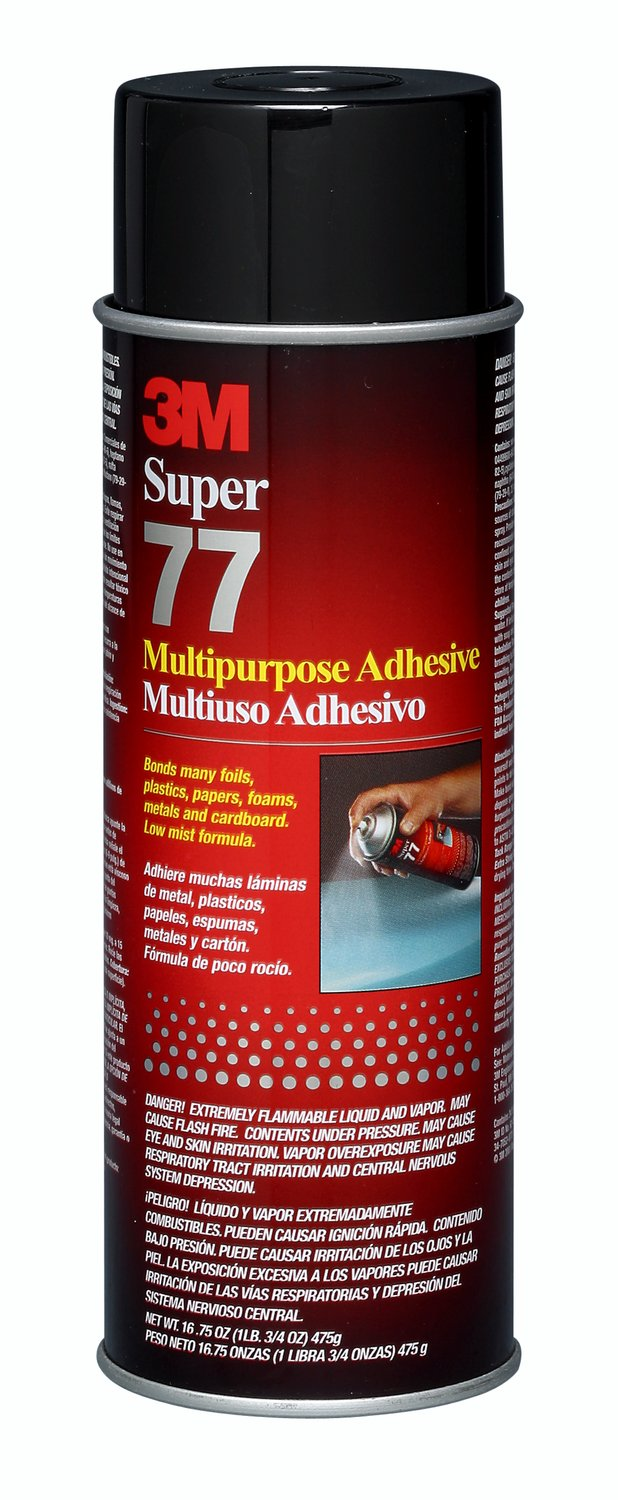 21210 3M Adhesive Used For Attaching Foils/ Carpeting/ Lightweight