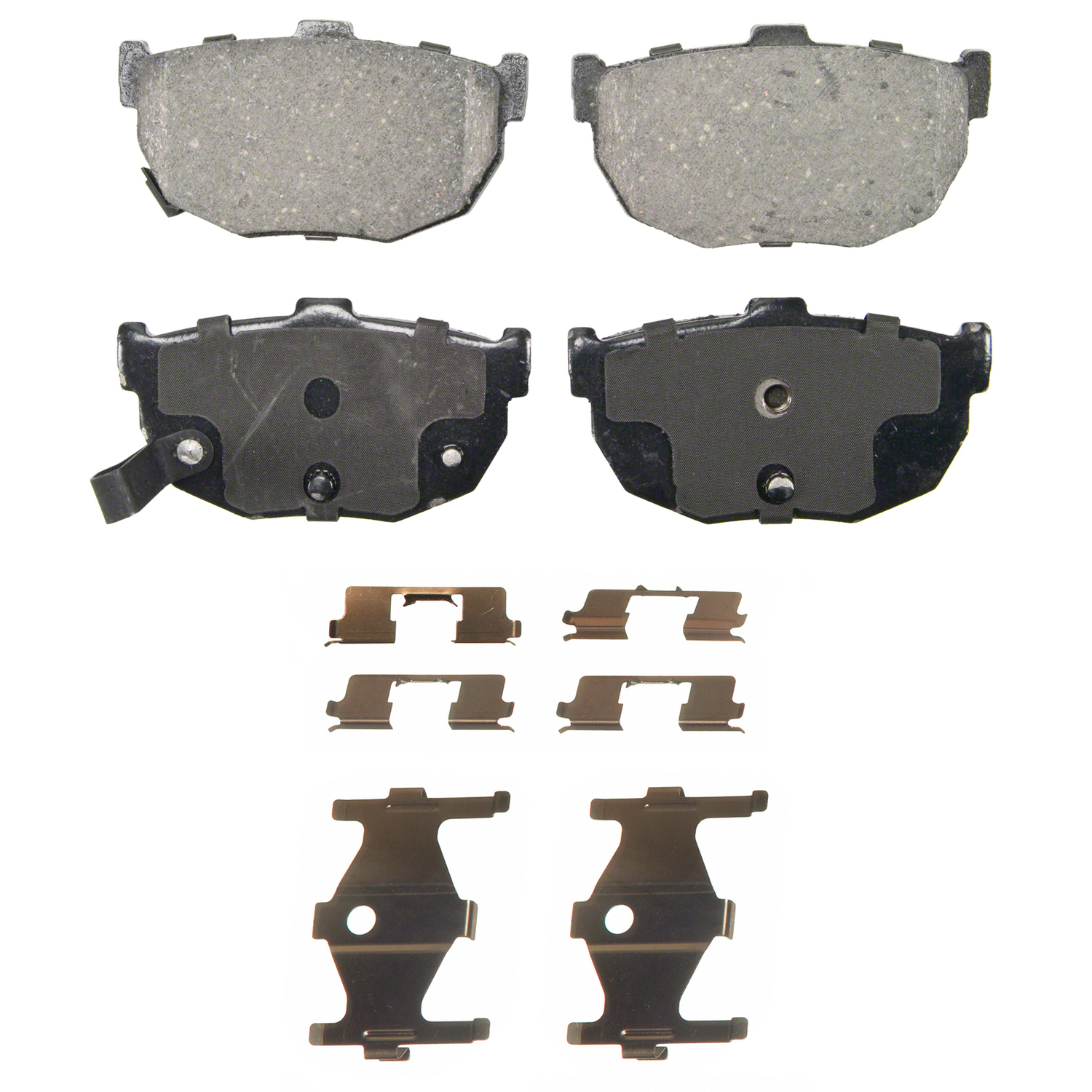 ZD429 Wagner Brakes Brake Pad OE Replacement