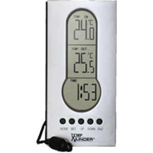 MRI-122AG Minder Research Thermometer Digital/ Fahrenheit And Celsius