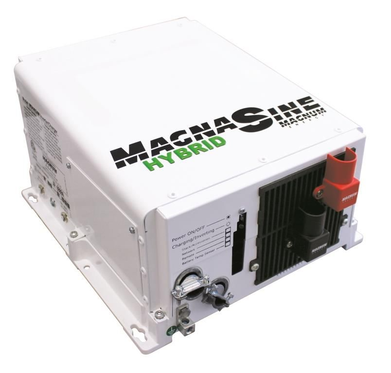 MSH3012M Magnum Energy Power Inverter Inverts 9 To 17 Volt DC To 120