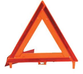 MT 1005 James King Safety Triangle With Reflective Triangle