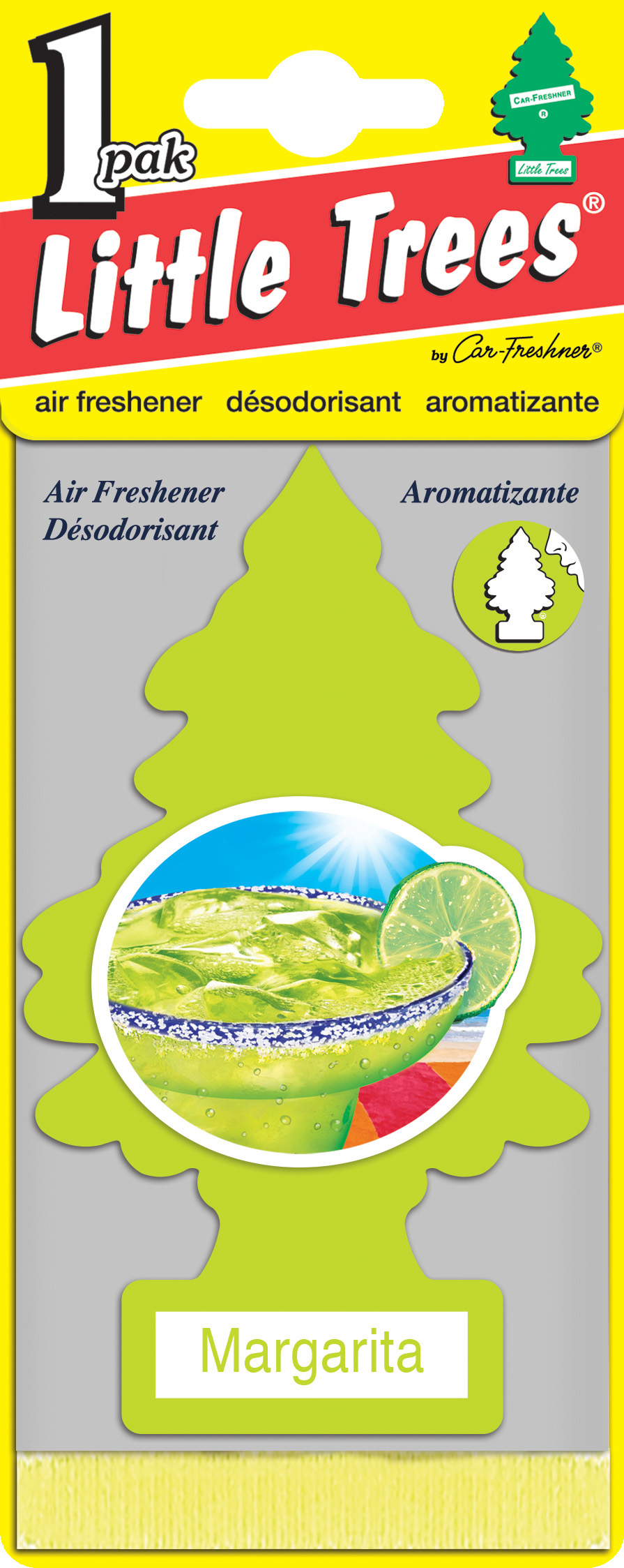 U1P-10543 Car Freshner Air Freshener Pine Tree Design