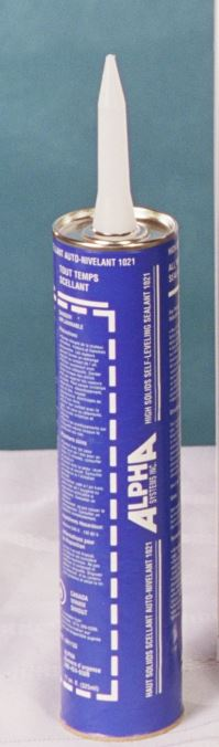 N102102T Alpha System Roof Sealant Used In Horizontal Applications In