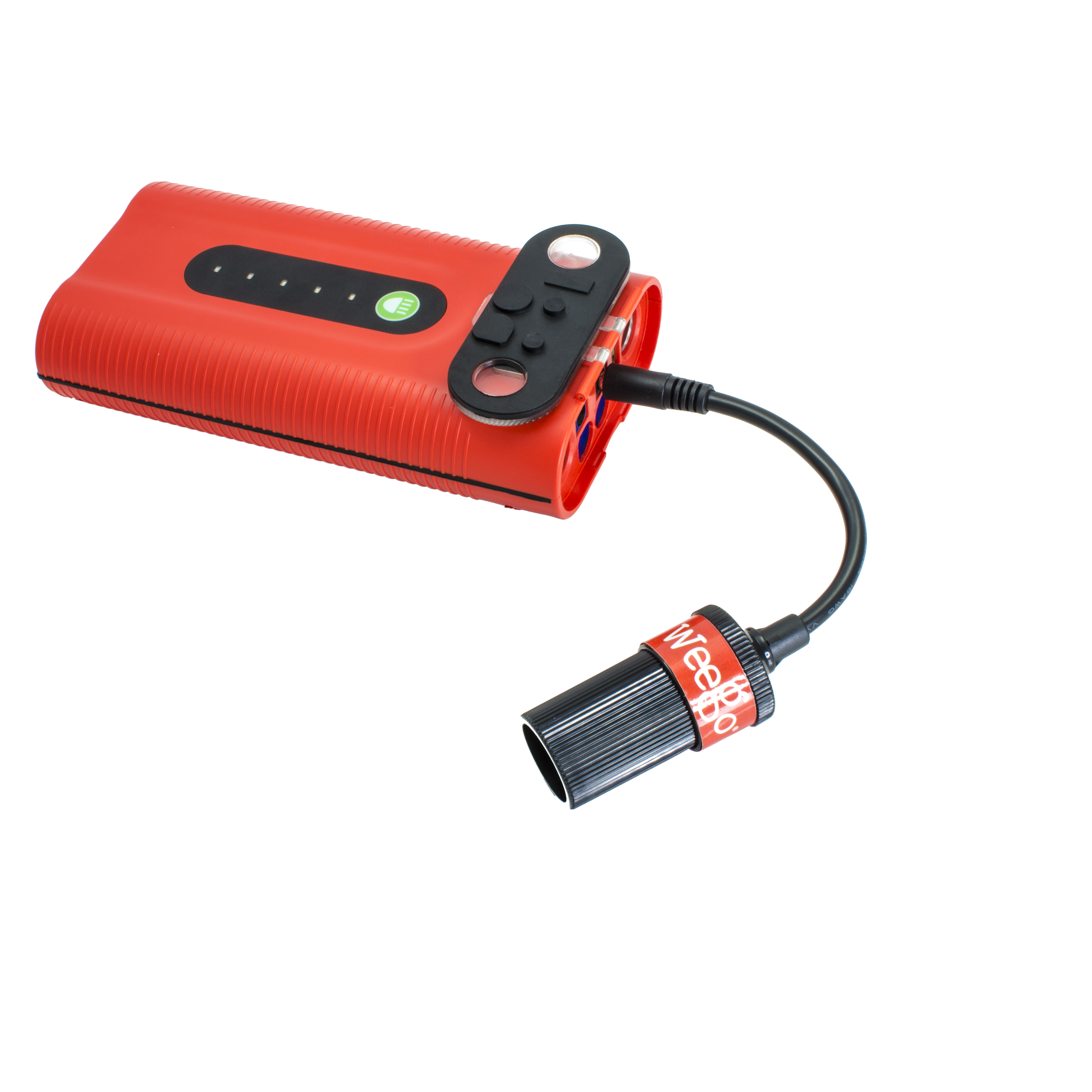 JSFSA Weego Cigarette Lighter Adapter Connects SEA Plug To 12 Volt
