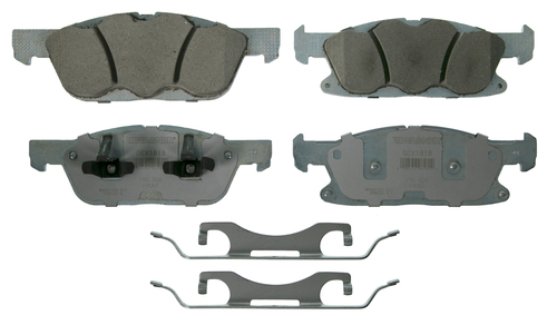 OEX1818 Wagner Brakes Brake Pad OE Replacement