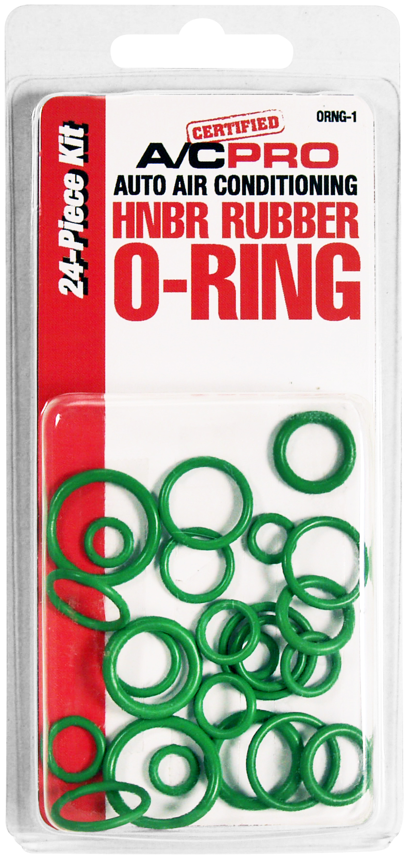 ORNG-1 Interdynamics Air Conditioner O-Ring Use With R-12 And R-134a