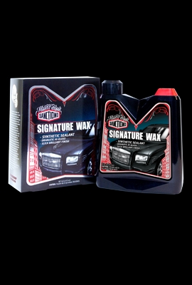 P10216 Sanctiond Car Wax Liquid Synthetic