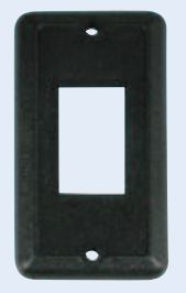 P7000-15C Diamond Group Switch Plate Cover For Slide-Out Momentary