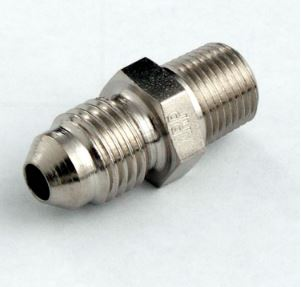 PFT047-3039 Precision Turbo Adapter Fitting 1/8 NPT Male To 4AN Male