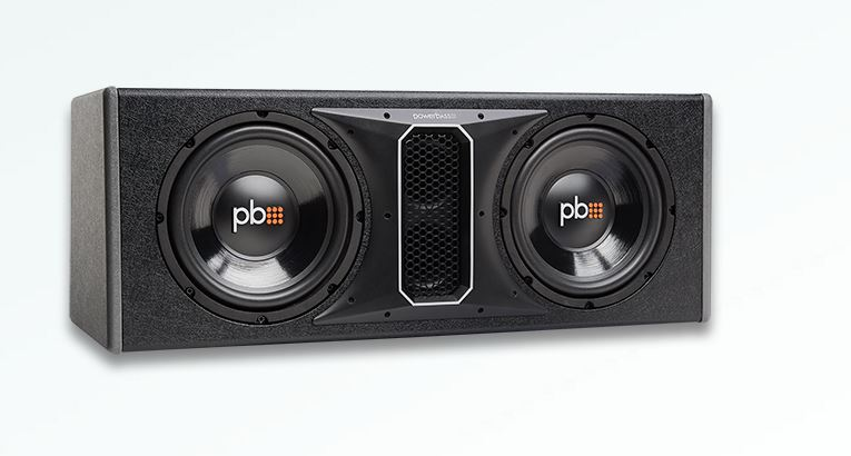 PS-WB121 Powerbass Bass System 12 Inch Subwoofer/ 13-1/2