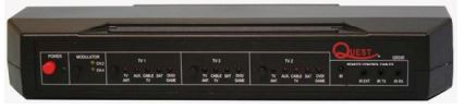 QS53E Quest Tech Audio/ Video Selector For Use With Off-Air HDTV/ LED